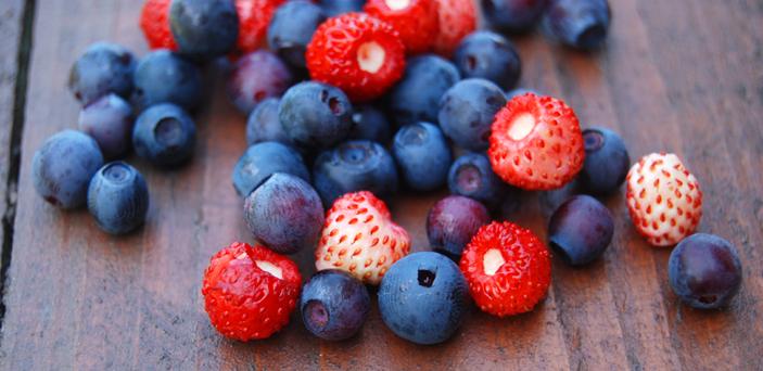 Frutos rojos: Los mejores alimentos para el dolor crónico