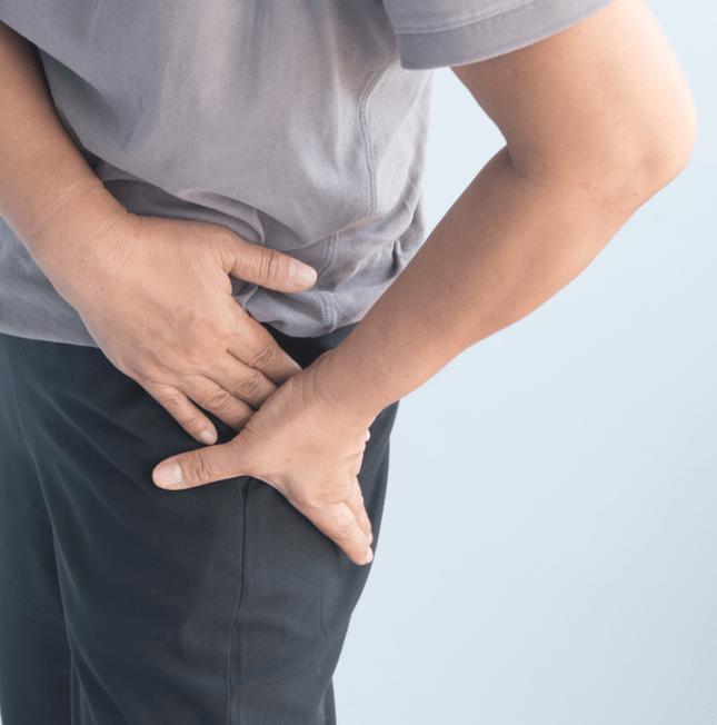 Causas dolor de cadera
