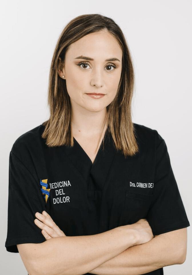 Dra Carmen de Andres Direactira Medica Medicina Del Dolor Valencia