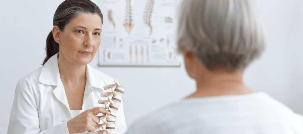 artrosis en la espalda