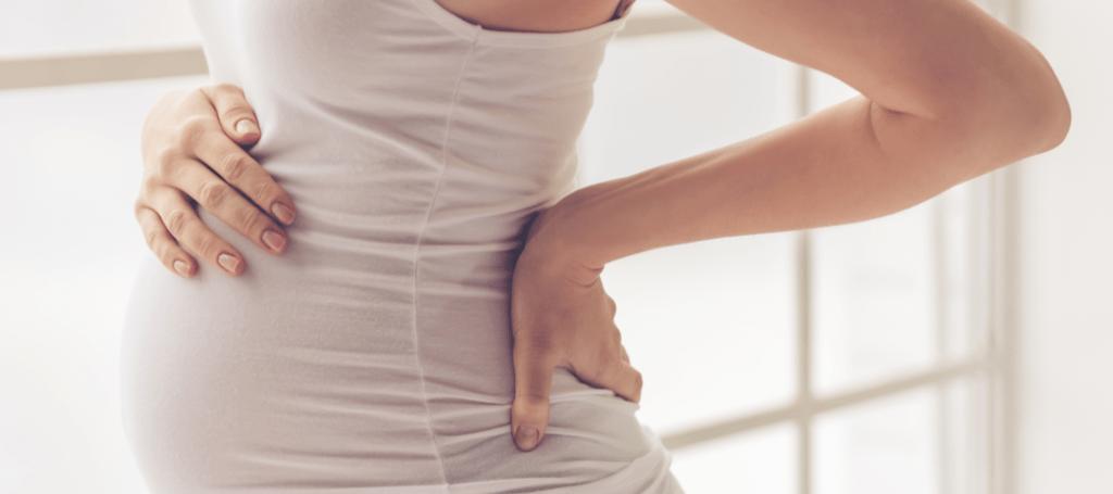 embarazo con dolor de espalda
