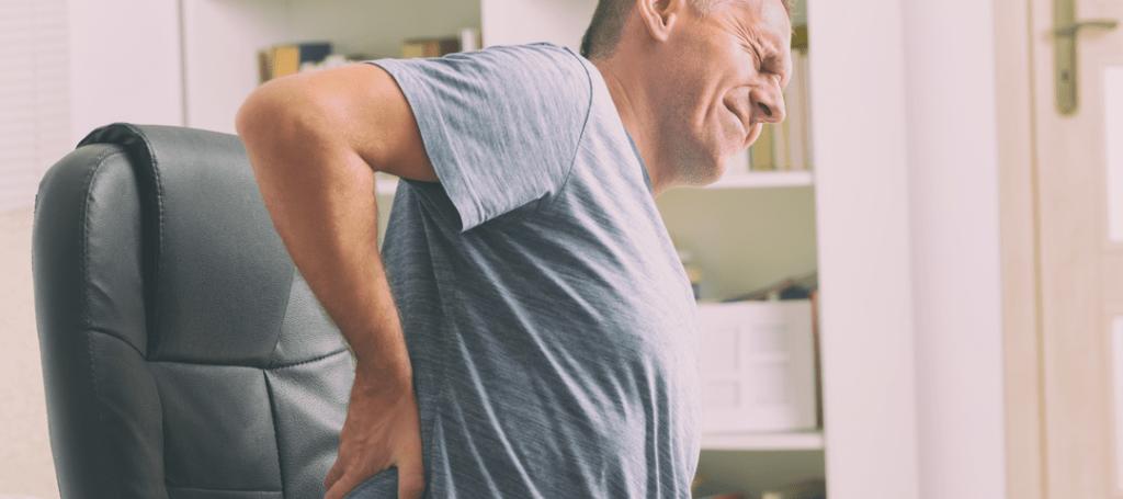 dolor tras operación de espalda